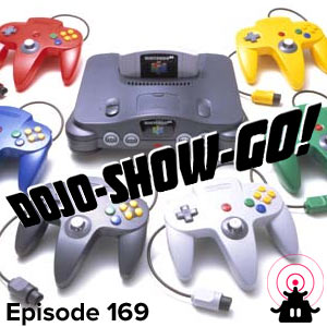 Dojo-Show-Go! Episode 169: Spoony Courtesans