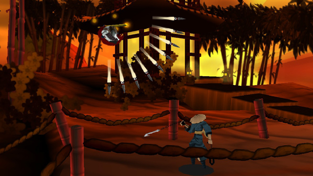 Screenshot Shinobi 3DS 03