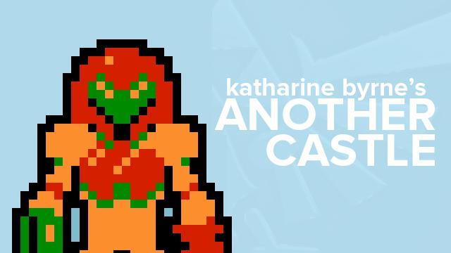 Another Castle masthead, Samus Aran Metroid