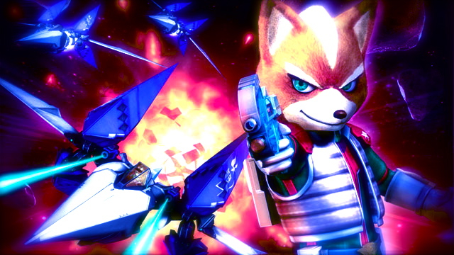 Dynamic Generic Star Fox Command masthead