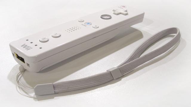 Wii Remote Masthead