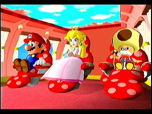 Super Mario Sunshine Introduction