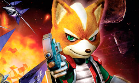 Star Fox Assault Art
