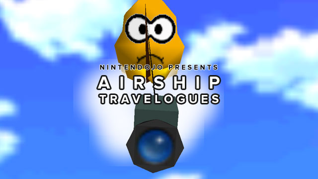 Airship Travelogues Episode 17: Cinema