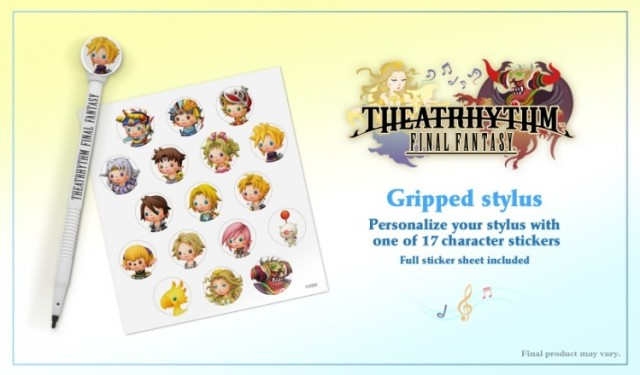 Theatrhythm Final Fantasy Pre-Order Bonus