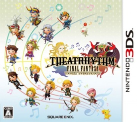 Theatrhythm: Final Fantasy Box Art