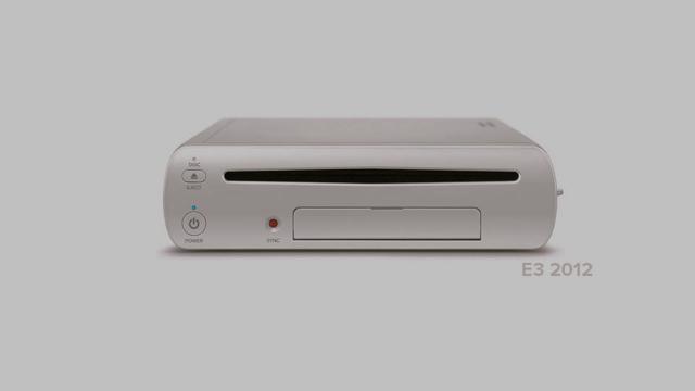 E3 2012 Wii U Masthead 2