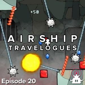 Airship Travelogues Episode 020: Pwnee Studios