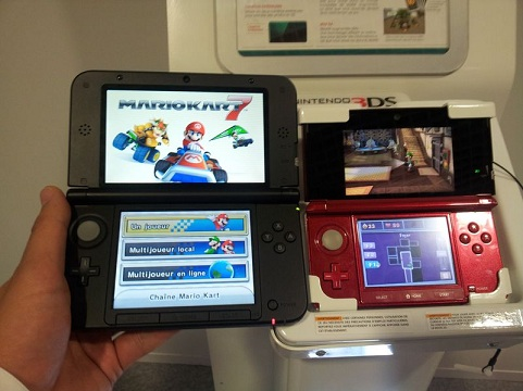 3DS XL to 3DS Comparison