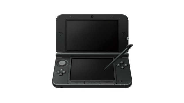 3DS XL official press shot