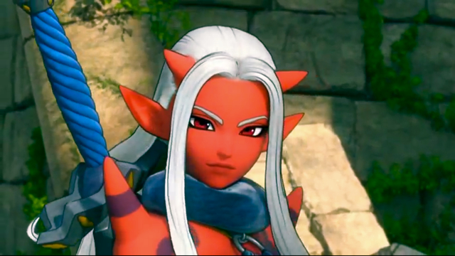 Dragon Quest X masthead