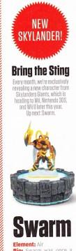 Skylanders: Giants Swarm character