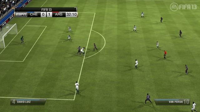 FIFA 13 Wii U Screenshot
