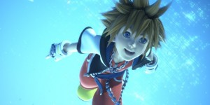 Kingdom Hearts 3D Dream Drop Distance screenshot 4