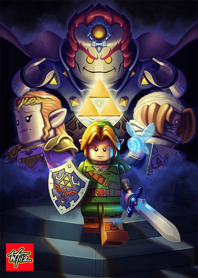 art_LEGOzelda