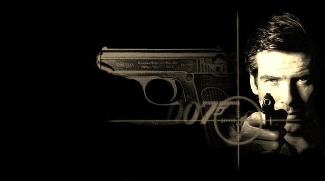 Brosnan 007
