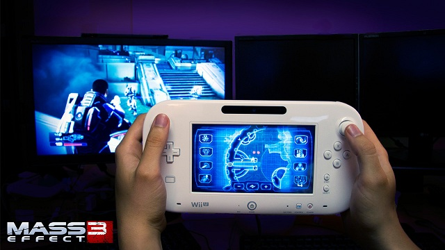 Mass Effect 3 Wii U Demo