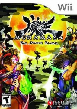 Muramasa: The Demon Blade cover art