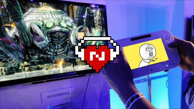 Nintendo Heartcast Episode 028: Wii U Y U No