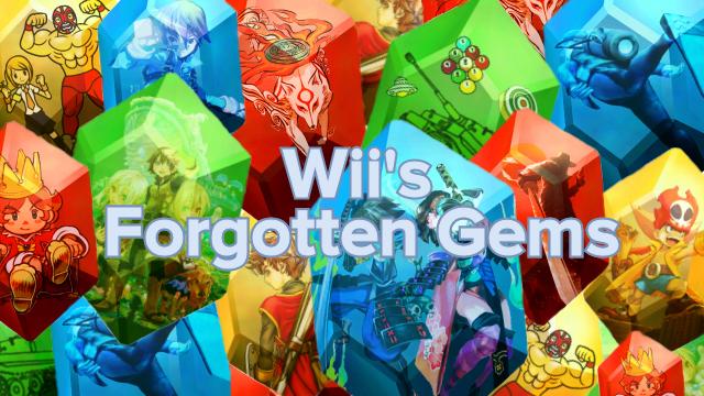 Wii's Forgotten Gems special masthead
