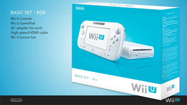 Wii U Basic Box
