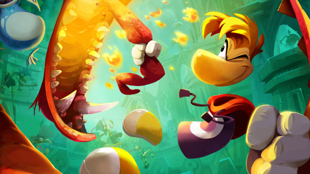 Rayman Legends Definitive Edition Coming September 12