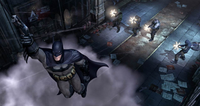 Batman Arkham City Armored Edition screenshot 1