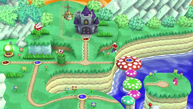 New Super Mario Bros U screenshot 2