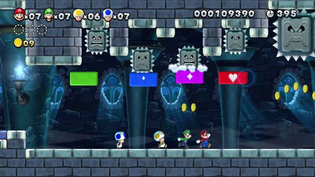 New Super Mario Bros U screenshot 5