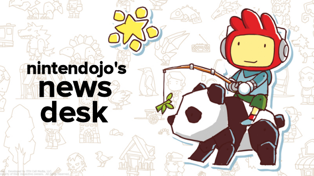 Scribblenauts Showdown Coming to Consoles in March