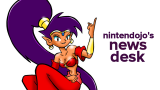 News Desk (Shantae) Masthead