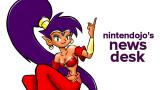 News Desk (Shantae) Masthead
