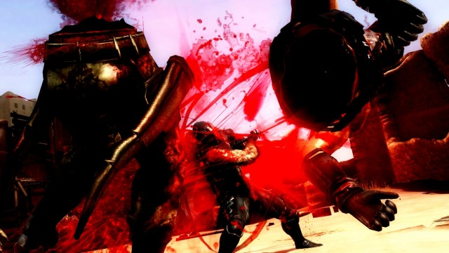Ninja Gaiden 3 Razor's Edge Review screenshot 1
