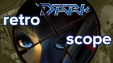 Retro Scope Perfect Dark Masthead