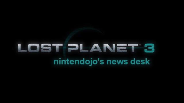 News Desk Masthead: Lost Planet 3