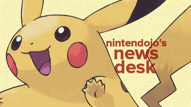 News Desk Masthead - Pokémon Pokemon