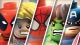 Lego Marvel Superheroes Masthead