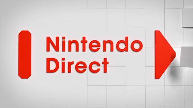 Nintendo Direct Masthead