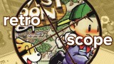 Retro Scope Harvest Moon 64 Masthead