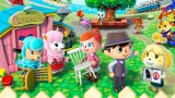 Animal Crossing New Leaf Masthead