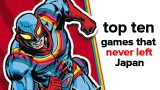 Top Ten Games That Never Left Japan Masthead