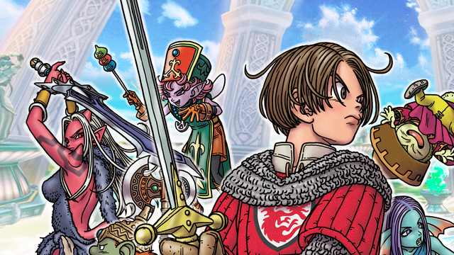 Dragon Quest X Heads to PS4 in Summer, Switch Later in 2017
