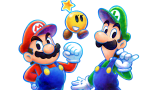 Mario & Luigi Dream Team Masthead