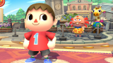 Smash Bros Wii U Masthead - Animal Crossing01