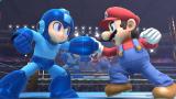 Smash Bros Wii U Masthead - Mega Vs Mario