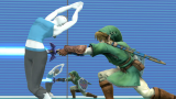 Smash Bros Wii U Masthead - Wii Fit Trainer