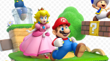 Super Mario 3D World Masthead
