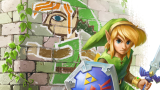 Zelda A Link Between Worlds Masthead