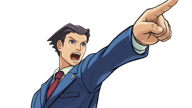 Phoenix Wright: Dual Destinies artwork masthead