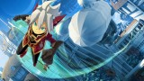 Rodea the Sky Soldier - Art